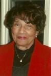 Portrait of Minnie B Carter