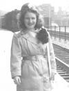Portrait of Betty Louise Dilgard Keener