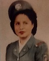 Portrait of Gloria Faye Hendrix MacNeill