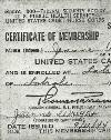 Snapshot of USCNC membership card